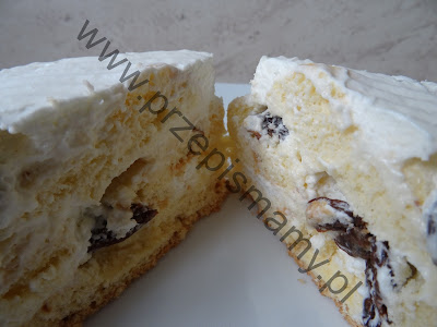Ciasto rumowe