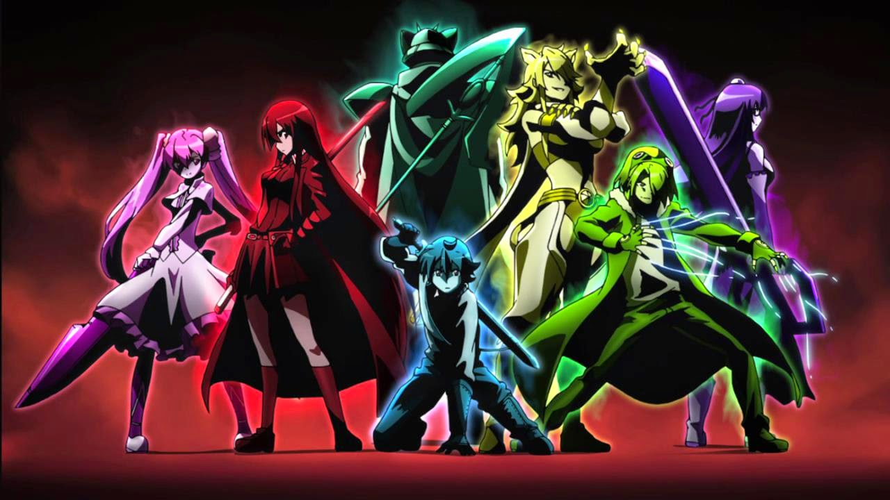 Opening Akame Ga Kill Bahasa Indonesia