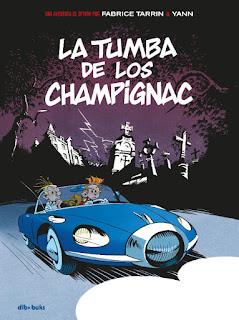 La tumba de los Champignac Una aventura de Spirou por...