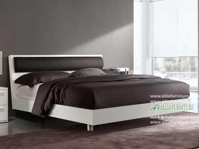 tempat tidur minimalis modern alves