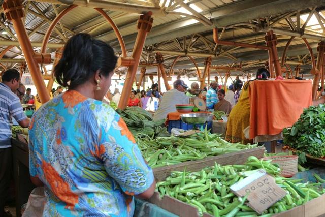 Mercado de Flacq