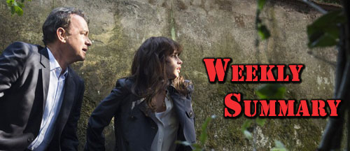 weekly-summary-inferno-tom-hanks-felicity-jones