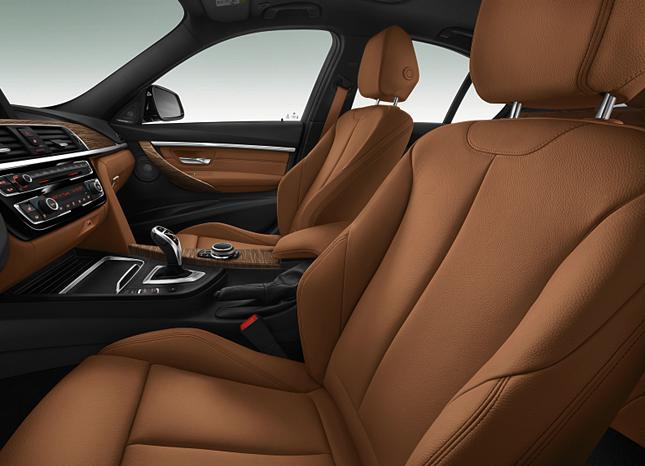 2020 BMW 3 Series Touring Interior