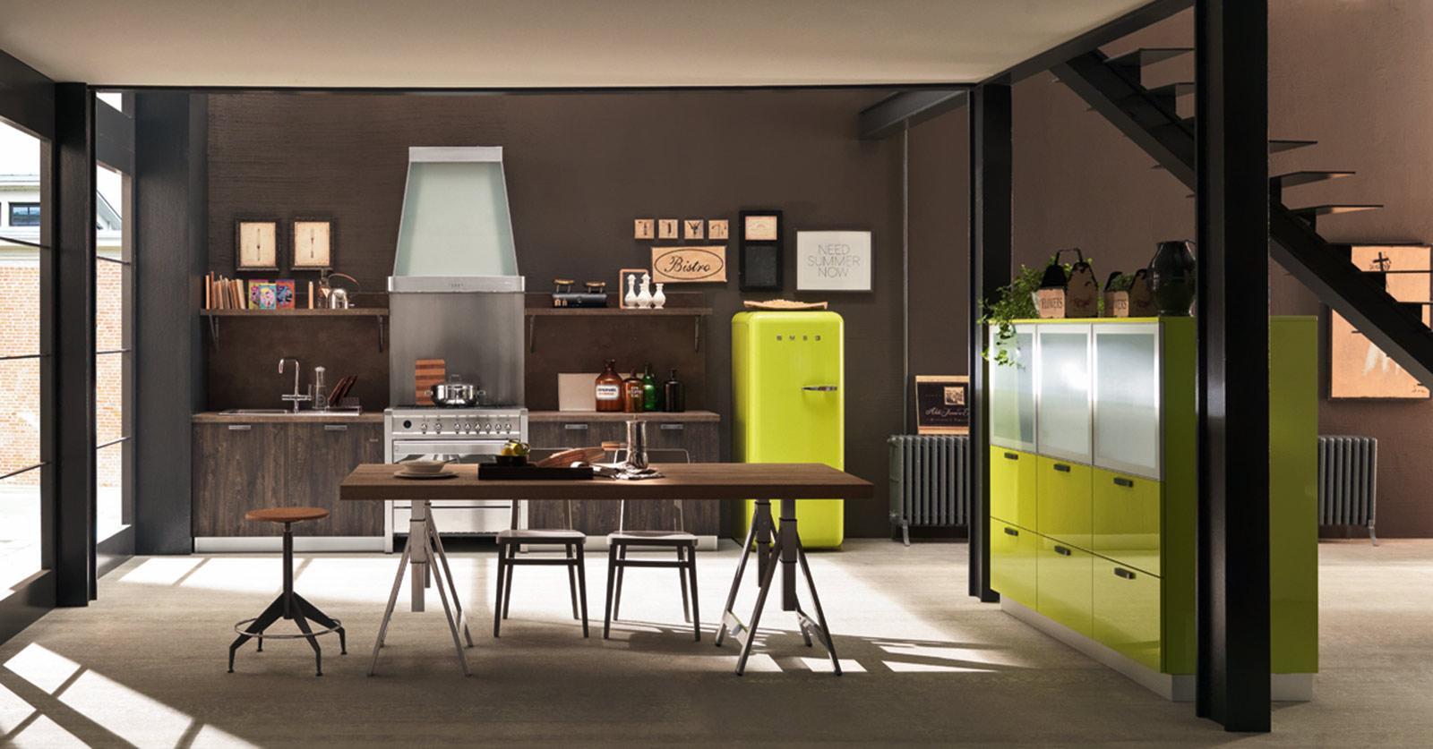 Cucine Moderne Febal.Cronache Di Cucine 5 Amazing Industrial Kitchens