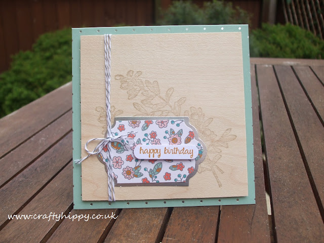 Cottage Greetings Card Kit, Stampin' Up!