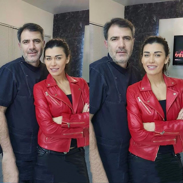 شاهد صور نادين الراسي الحميمة مع الطبيب الشهير! وهكذا تم تسريبها