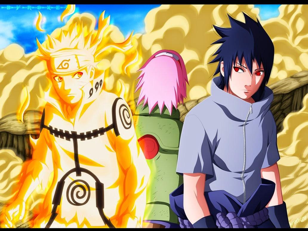 Download 46 Gambar Naruto HD Terbaik - pinstok.com