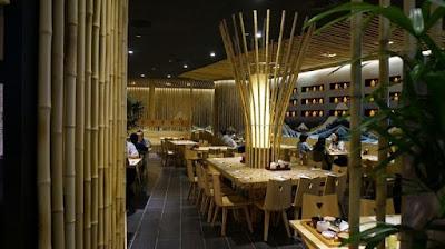 Desain resto / cafe bambu terbaru 2017