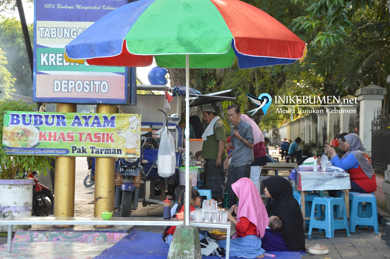 Ini Alasan DPRD Kebumen yang Minta Pusat Kuliner Jalan Sutoyo Dibongkar