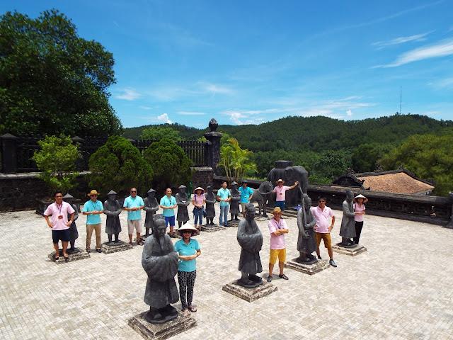 Khai Dinh Tomb - Hue city tour