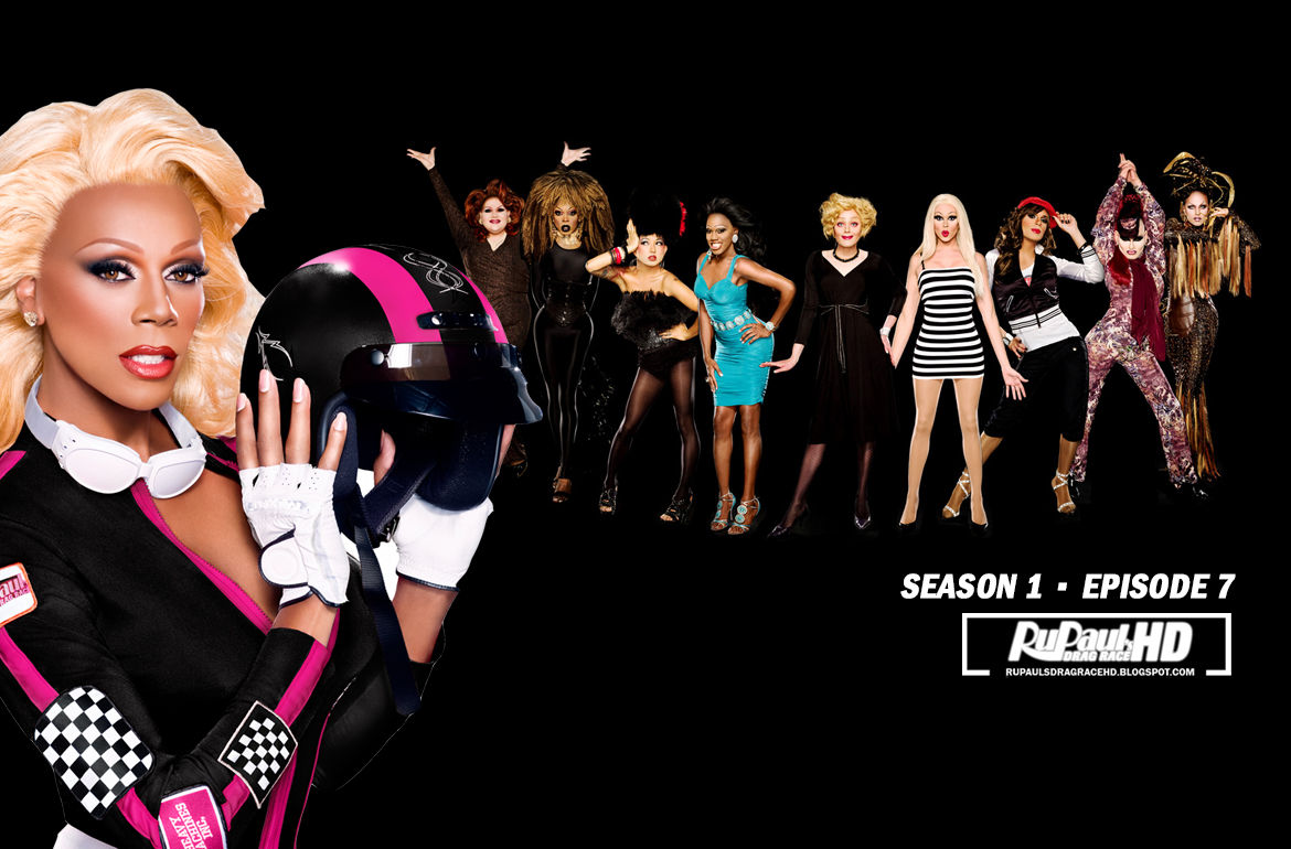 Watch Online, RuPaul's Drag Race, Season 1, Episode 7, Extra Special Edition (HD 720p, Download from Mega)
