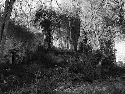 Torre dell'Allegrezza, ruins