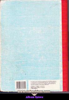 Album Spirou, numéro 170, année 1983