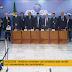 Governo Federal e caminhoneiros anunciam acordo para suspendergreve por 15 dias