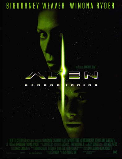 Ver Alien 4: Resurrection (1997) Online