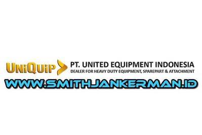 Lowongan Kerja PT. United Equipment Indonesia Pekanbaru Maret 2018