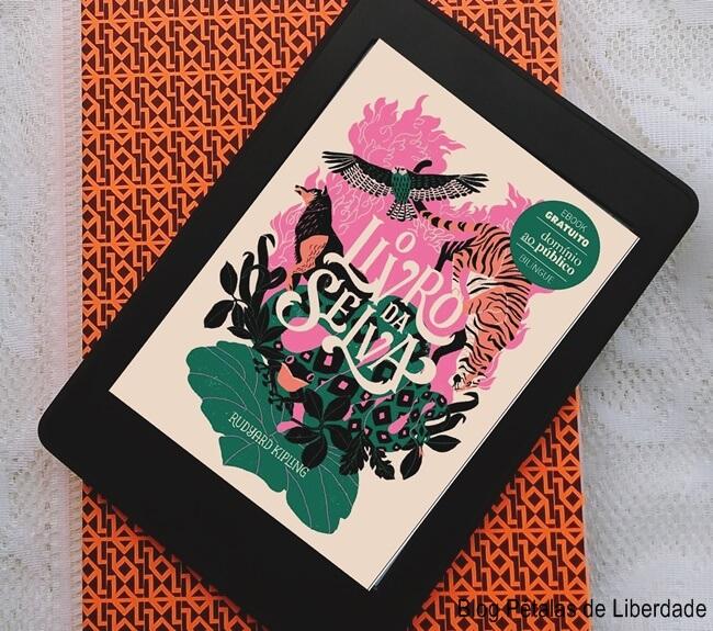 O-livro-da-selva, classico, Rudyard-Kipling, ebook-gratuito, dominio-ao-publico