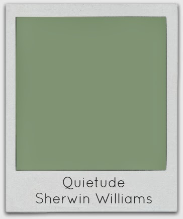 Creategirl Color Time Sherwin Williams Quietude