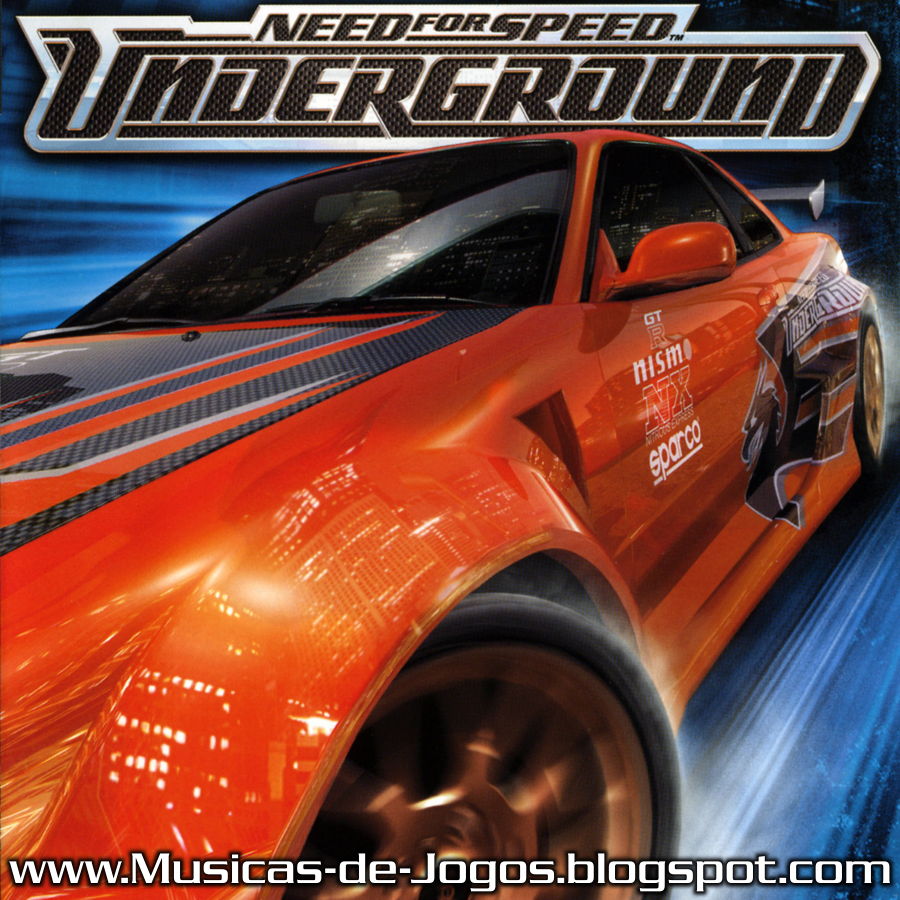 skindred - nobody (need for speed underground 2 soundtrack) download