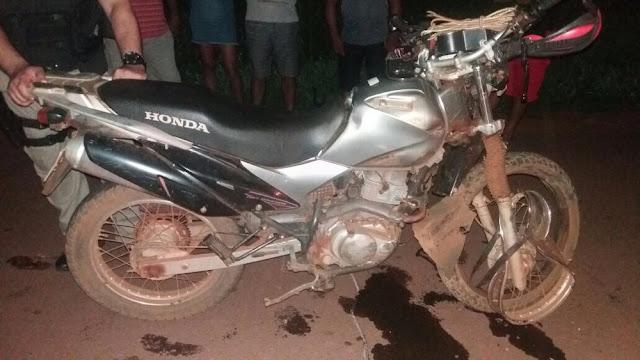 Colisão frontal deixa motociclista morto na BR-010 no Maranhão