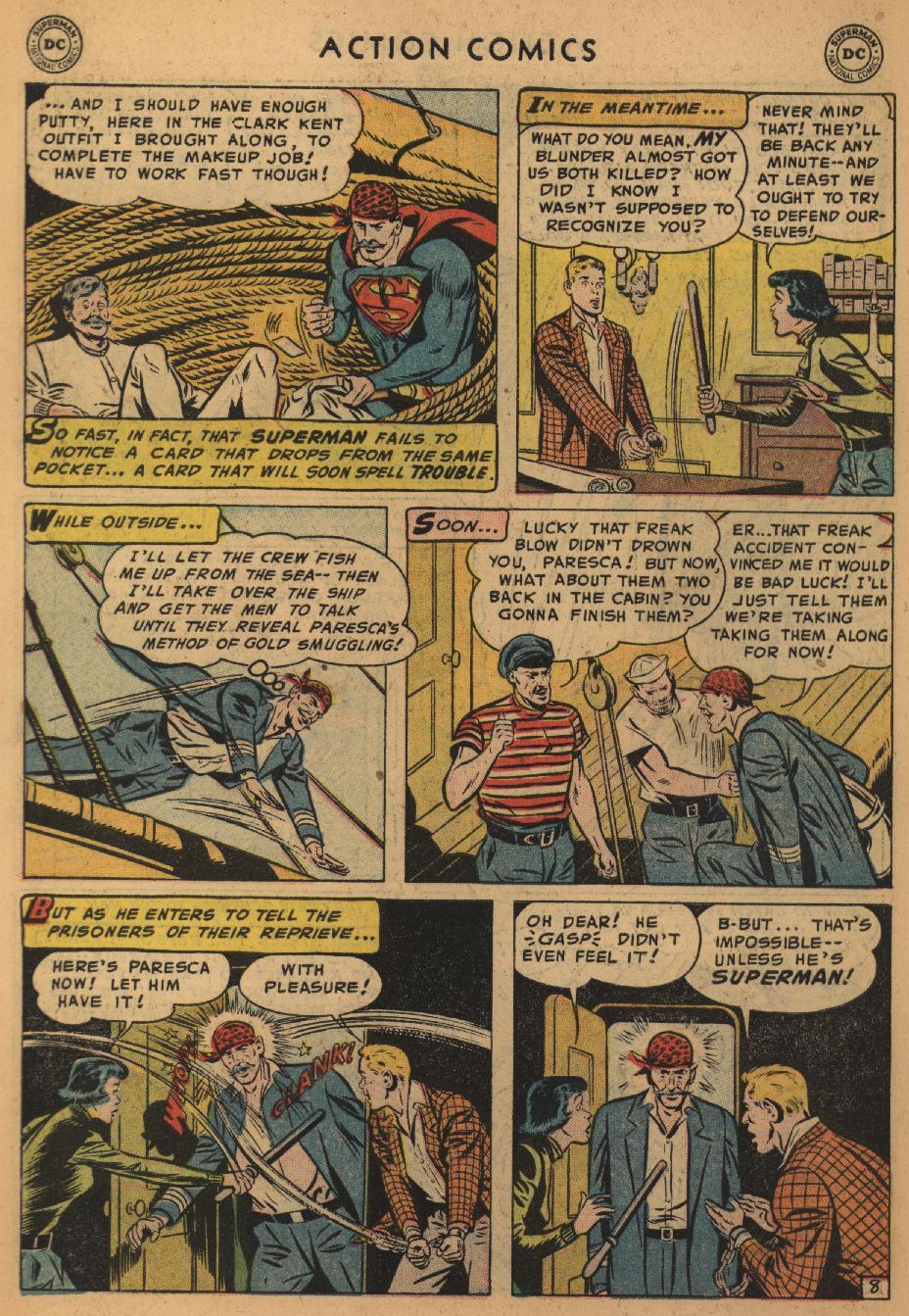 Action Comics (1938) 203 Page 9