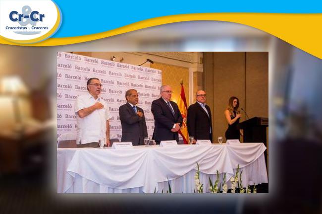 ► Gran expectación en el Barceló Hotel Group en el Salvador