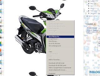 Bagaimana cara mudah dan cepat gambar jpg jpeg png tiff menggunakan Internet Explorer terbaru