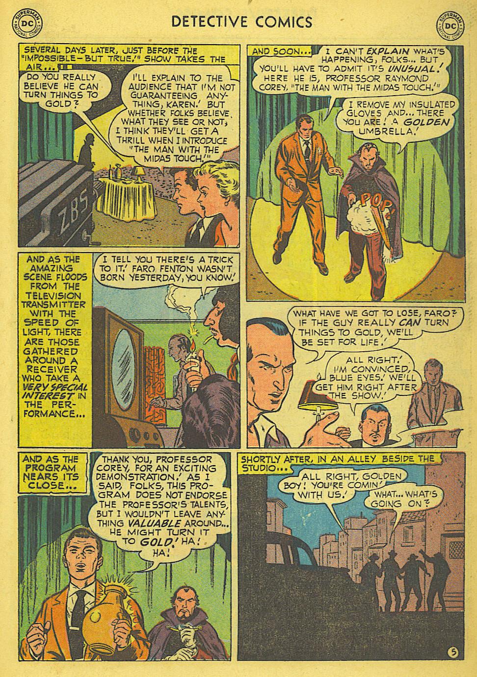 Read online Detective Comics (1937) comic -  Issue #173 - 30
