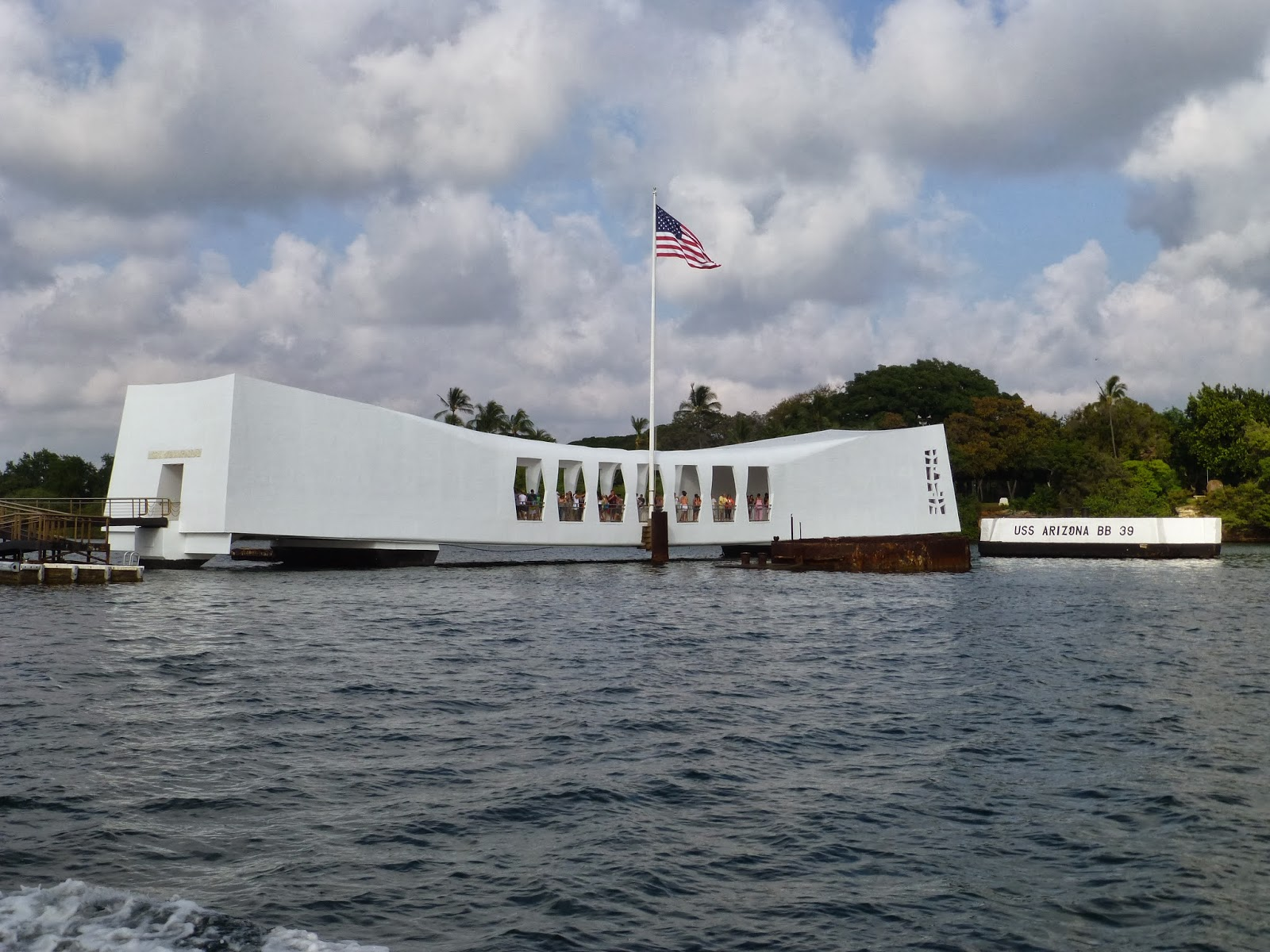 Arizona Memorial Uss Missouri And City Tour