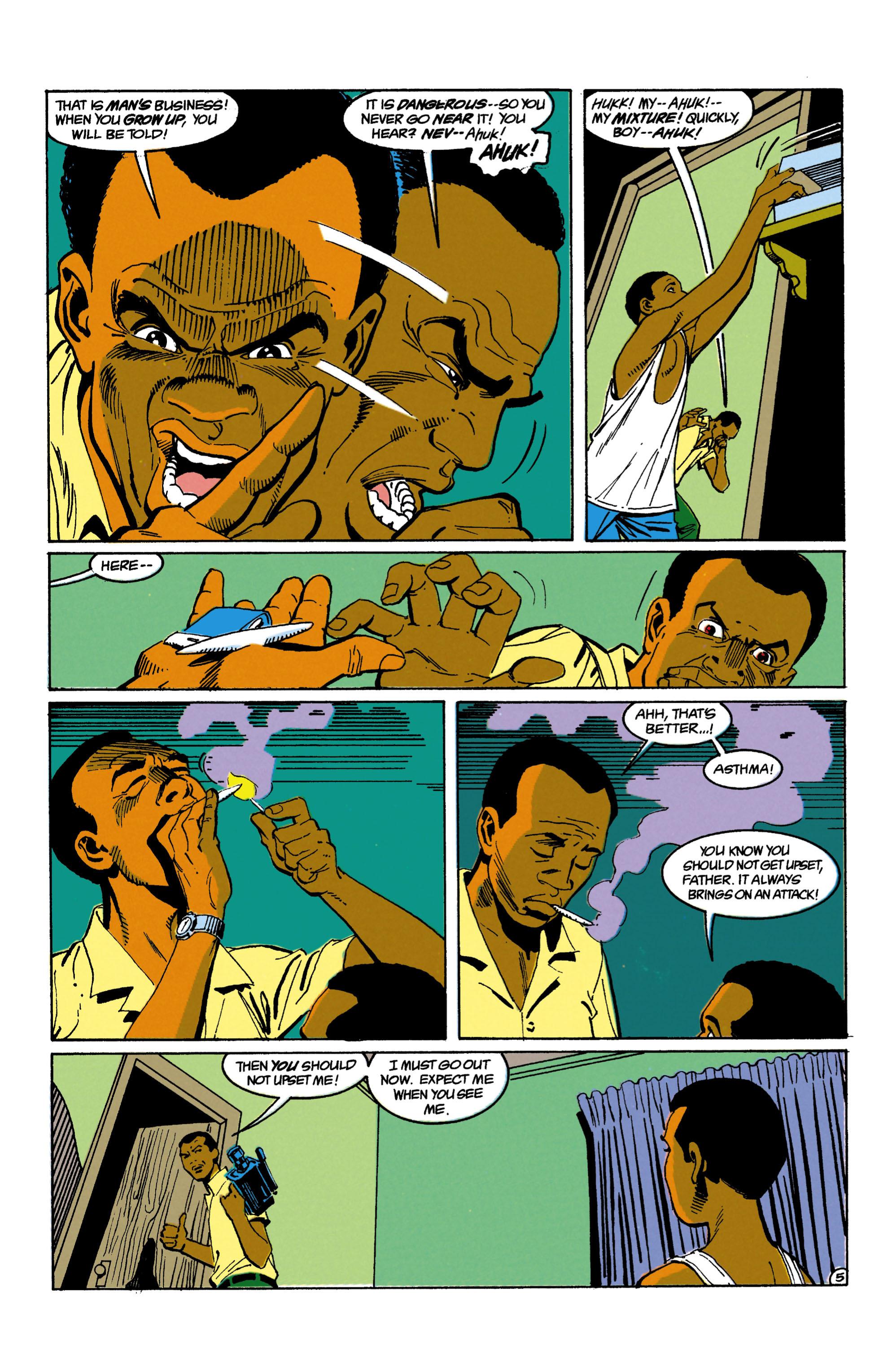 Detective Comics (1937) 618 Page 5