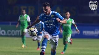 Persib Bandung vs Bhayangkara FC 0-1