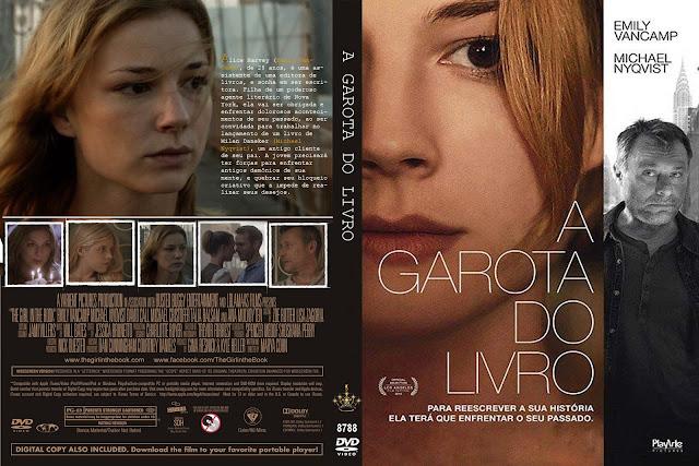 Capa DVD A Garota Do Livro