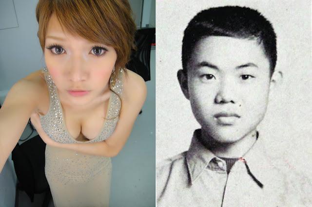alicia liu pria yang memutuskan untuk berganti kelamin menjadi wanita cantik