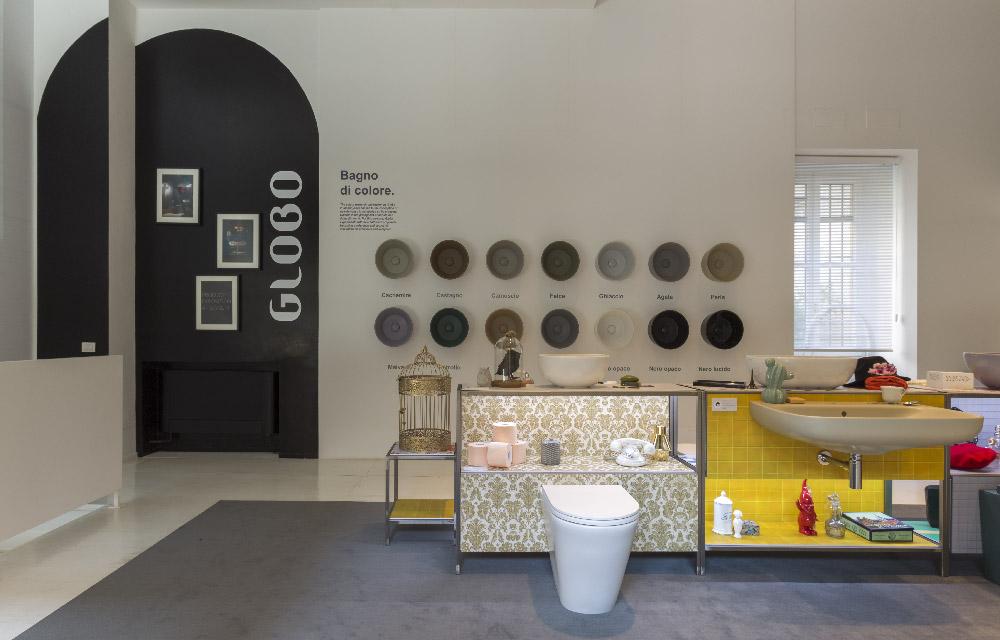 Un viaggio nel bagno di varie epoche, stili e valenze simboliche
