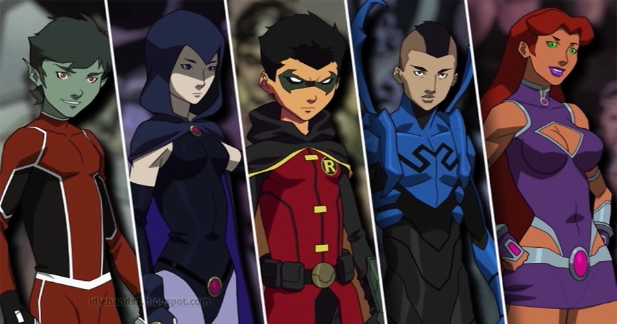 Watch Teen Titans Live Action