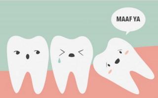 10 Cara Meredakan Sakit Karena Gigi Bungsu Tumbuh