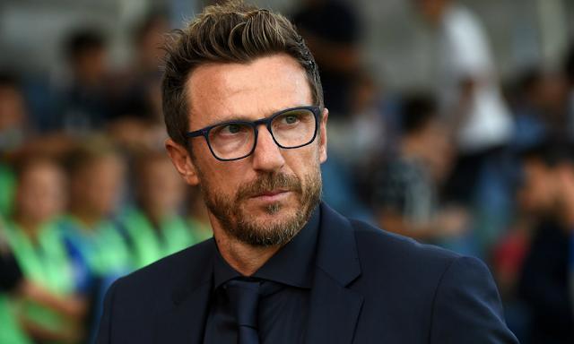 روما يعلن إقالة مدرب الفريق