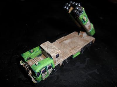 Scud Mortar