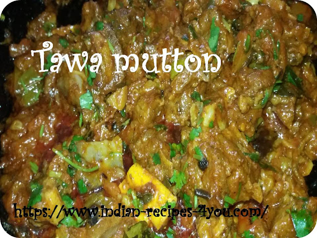 tawa mutton recipe in hindi by Aju