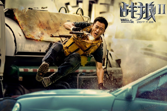Wolf Warriors 2 Jacky Wu Jing