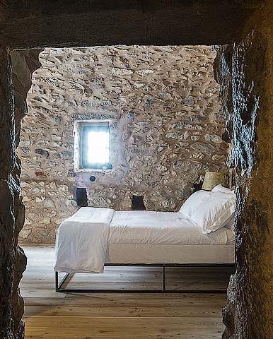 suite hotel boutique en la peninsula de Maní Grecia chicanddeco