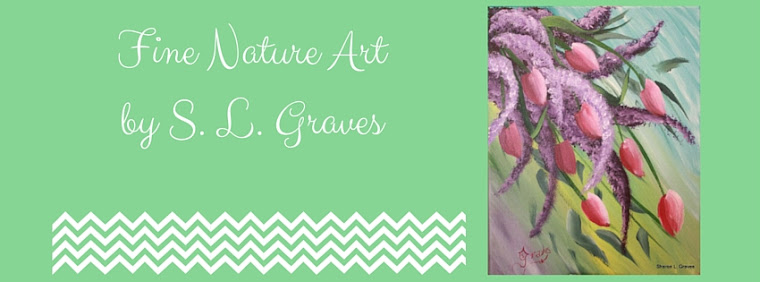 Fine Nature Art by Sharon Graves