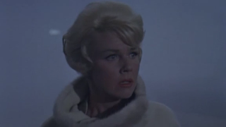 Doris Day in the Fog Scene