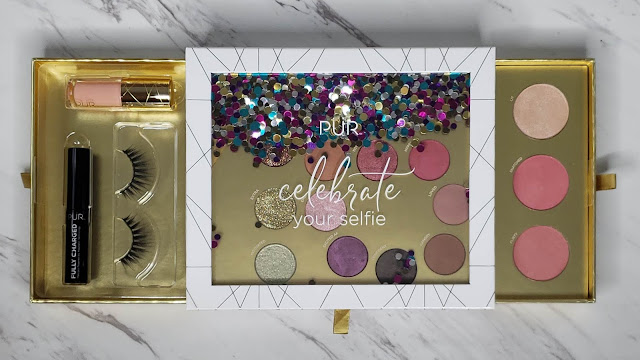 Review: PUR Sweet 16 Celebrate Your Selfie Blockbuster Set