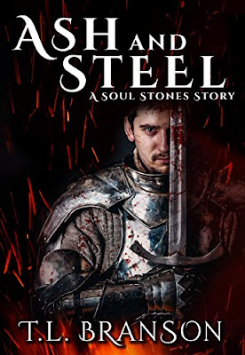 Book Review of Ash and Steel by T.L. Branson