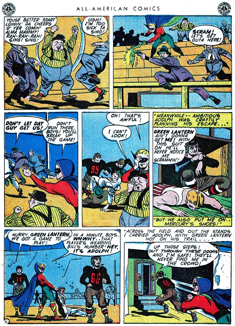Read online All-American Comics (1939) comic -  Issue #66 - 13