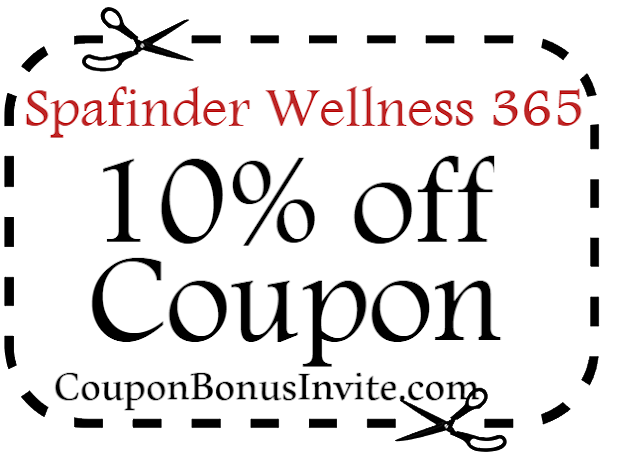 Spafinder Wellness 365 Discount Code, Promo Code & Coupon May, June, July, August, September, October, November, December 2017-2018