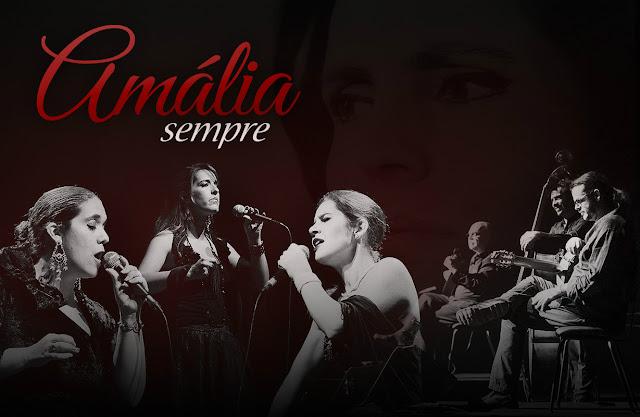 «Amália Sempre» ao vivo em Vale do Lobo