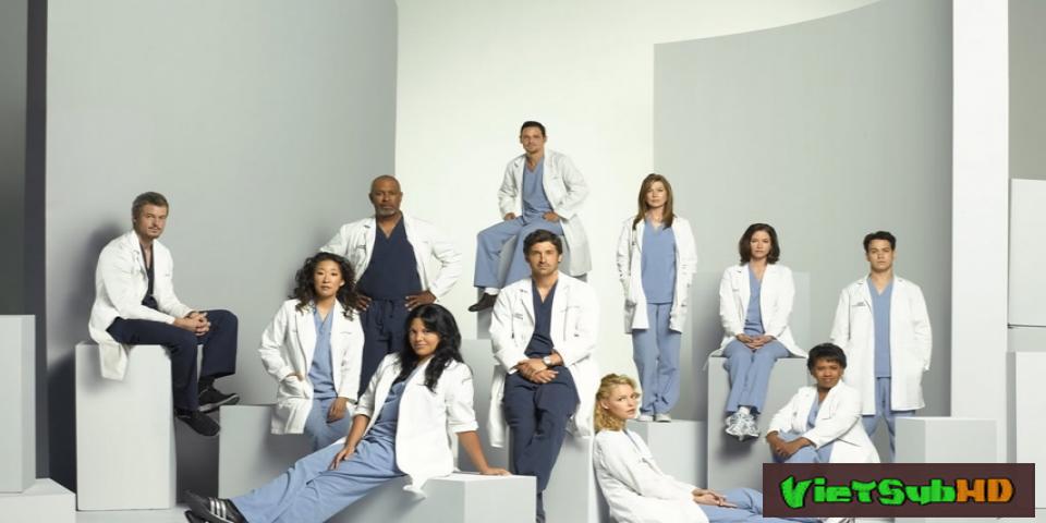 Phim Ca Phẫu Thuật Của Grey (Phần 8) Trailer VietSub HD | Grey*s Anatomy - Season 8 2011