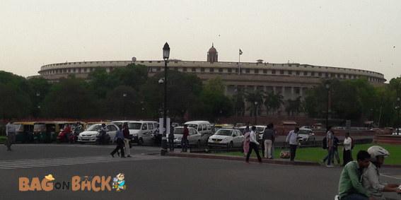Parliament-House-Delhi